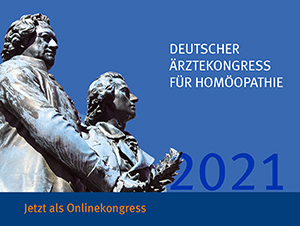 Deutscher Ärztekongress für Homöopathie 2021 in Weimar