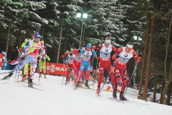 Biathlon-Weltmeisterschaften 2013