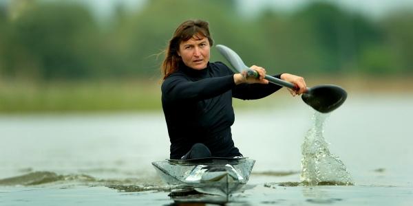 """""""Power aus der Natur!"""" Olympiasiegerin Birgit Fischer über Homöopathie"""