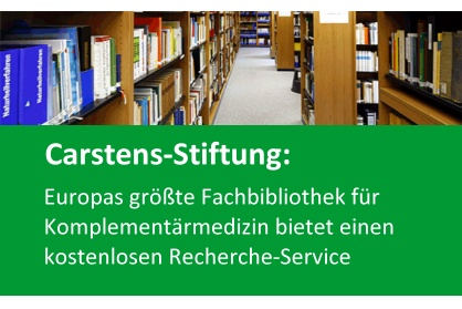 Carstens Stiftung Recherche Service