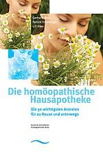 Cover Bleul, Kreisberger, Riker Die homöopathische Hausapotheke