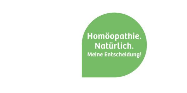 """DHU-Initiative: """"Homöopathie. Natürlich. Meine Entscheidung!"""""""