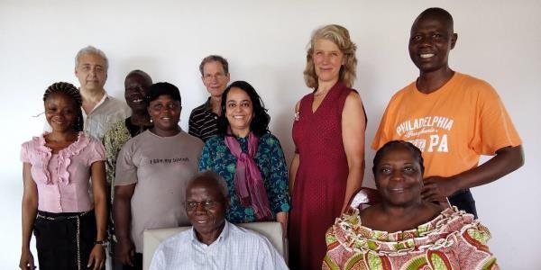 Homöopathische Ärzte helfen in Liberia