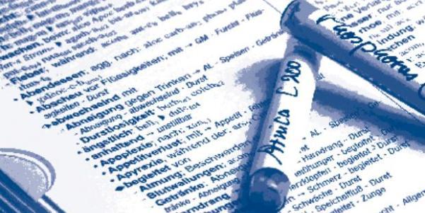 Newsletter Homöopathie