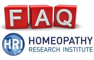 FAQ HRI Homöopathie