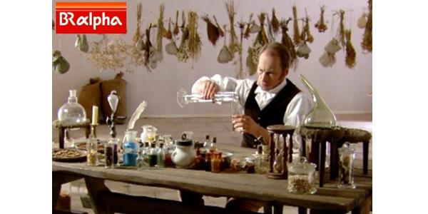 BR-alpha und Die Geschichte der Homöopathie. Neue 6-teilige Reihe vom 26. August bis 30. September 2010
