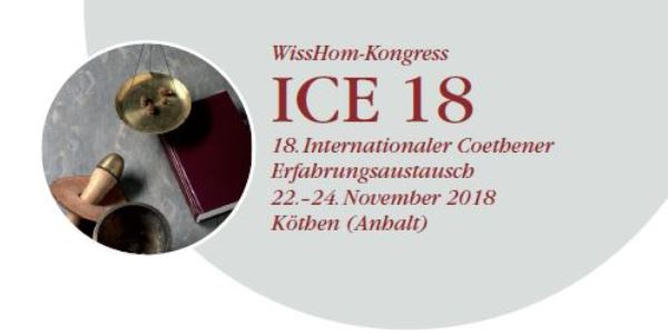 Homöopathie-Kongress: 18. Internationaler Coethener Erfahrungsaustausch