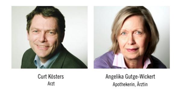 WissHom: Interview mit Angelika Gutge-Wickert und Curt Kösters zur Gründung der Wissenschaftlichen Gesellschaft für Homöopathie am 11. November 2010