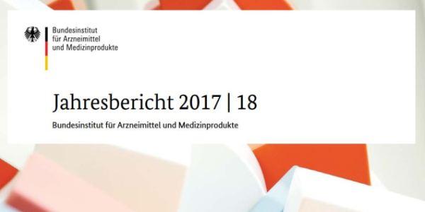 Jahresbericht des BfArM: Die Sicherheit der Anwender im Blick