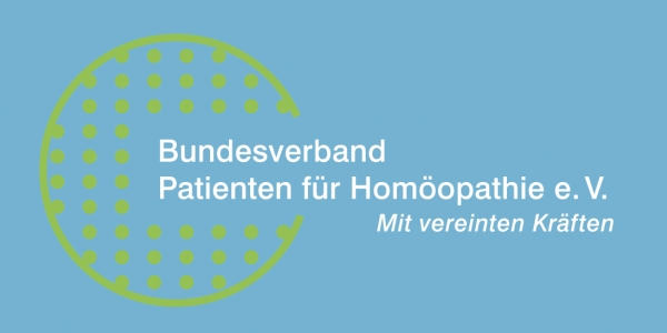 Der Bundesverband Patienten für Homöopathie ist wieder aktiv