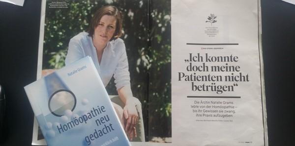 """Medizin falsch gedacht: Rezension über Natalie Grams """"neu gedachte"""" Homöopathie"""