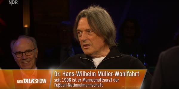 Dr. Müller-Wohlfahrt: Ich behandle mit Homöopathie