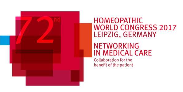 Programm: Publikumstag auf dem Weltkongress homöopathischer Ärzte
