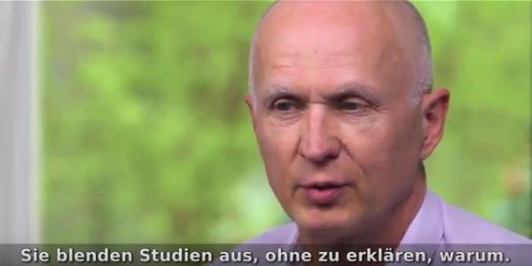 Homöopathie-Forschung: Professor Robert G. Hahn klärt auf (Video)