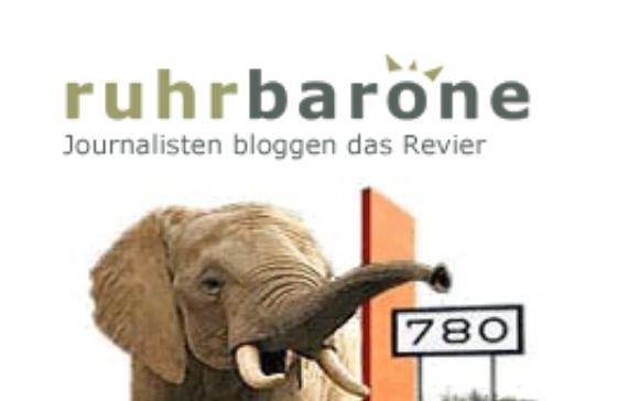 Ruhbarone - Logo