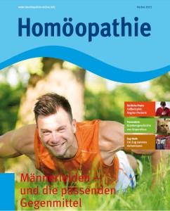 Zeitschrift Homöopathie 3_15