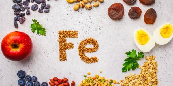 Ferrum phosphoricum – Eisenphosphat