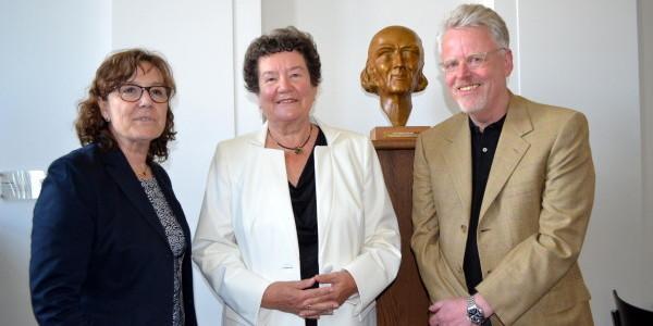 Prof. Dr. Dagmar Schipanski ist Schirmherrin der Homöopathie-Stiftung
